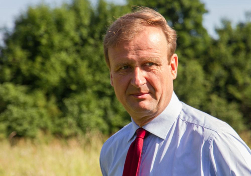 Hans-Georg von der Marwitz MdB